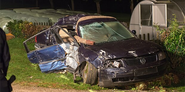 Horror-Crash: 3 Freundinnen getötet