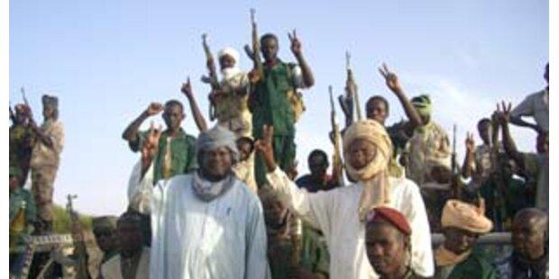 Tschad-Rebellen wollen nur Franzosen bekämpfen