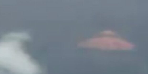 UFO-Sichtung auf Google Street View?