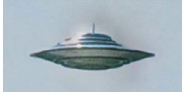 UFO-Website mit