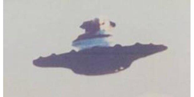 Mysteriöses Flugobjekt durchschlug Hausdach