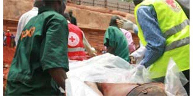 Ugandische Rebellen töten mehr als 100 Menschen