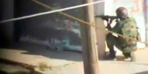 15 Tote bei Gefechten in Syrien
