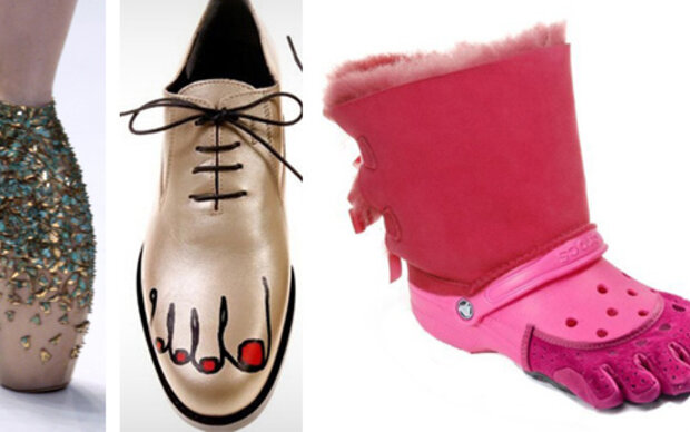 Die 11 hässlichsten Schuhe der Welt