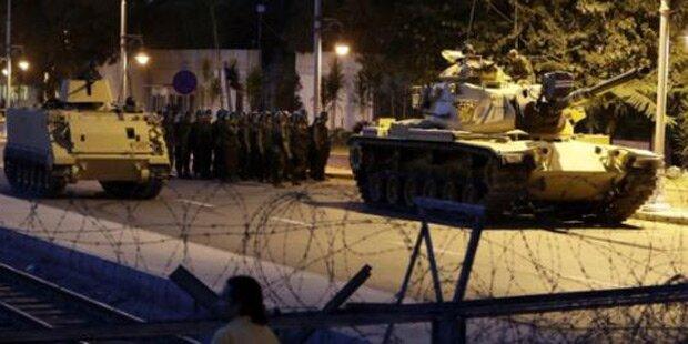Türkische Regierung: Lage unter Kontrolle