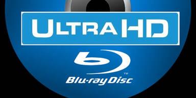 Blu-ray-Discs mit UHD/4K kommen