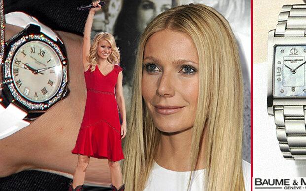 Gwyneth wird Baume & Mercier-Botschafterin
