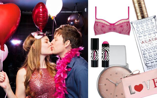 Die schönsten Valentinstags-Geschenke für SIE