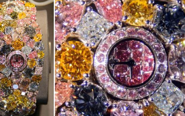 40 Mio. Euro: Teuerste Uhr aller Zeiten