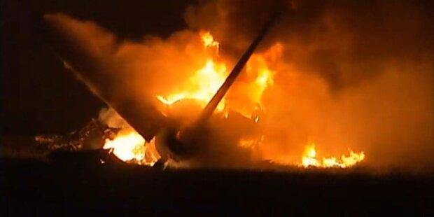 UPS-Frachtmaschine in Alabama abgestürzt