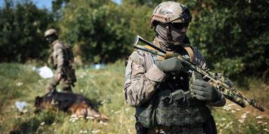 Ukraine: Flüchtlings-Konvoi beschossen