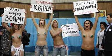 ukraine-aktivistinnen