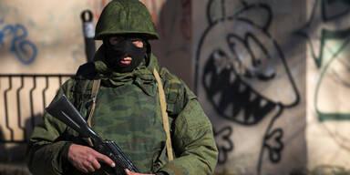 Ukraine russischer Soldat