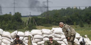 Ukraine: Zahlreiche Tote bei Gefechten