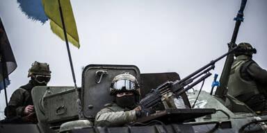 Feuerpause in der Ukraine