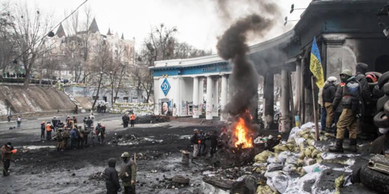 Ex-Präsident warnt: Ukraine vor Bürgerkrieg