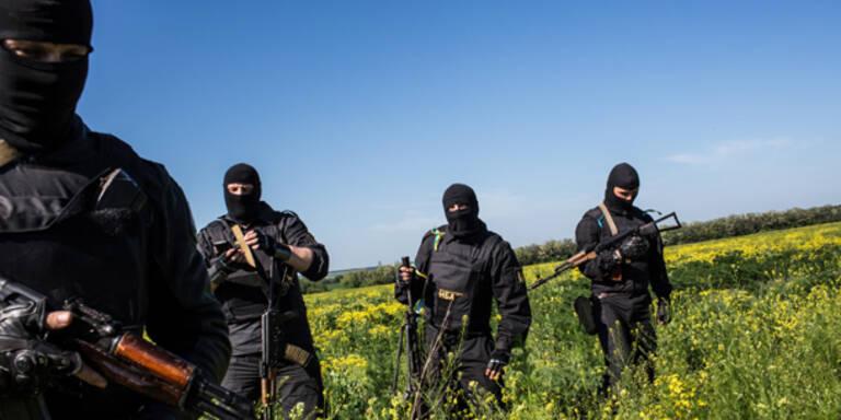 Ukraine: 17 Tote bei Gefechten im Osten