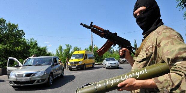 Ukraine: Streit um Waffenruhe
