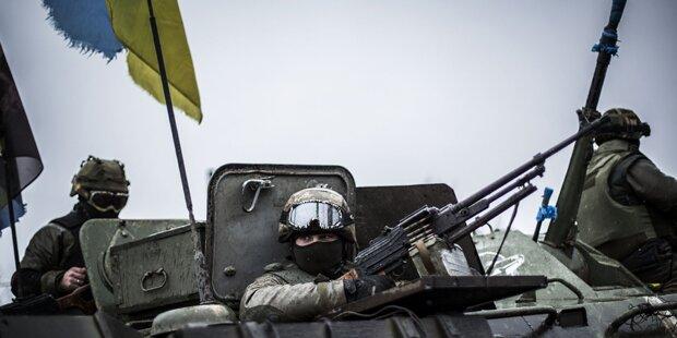 USA wollen Ukraine Waffen liefern