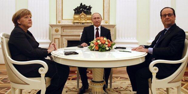 Ukraine: Ringen um neuen Friedensplan