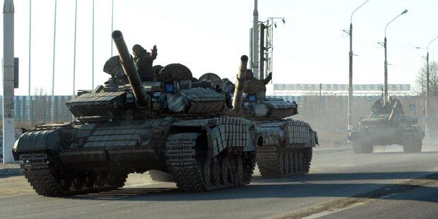 Ukraine: Drei Tote bei Explosion
