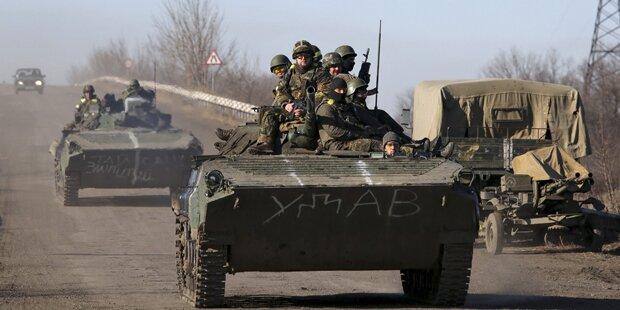 Lage in Ukraine eskaliert: 15 Tote