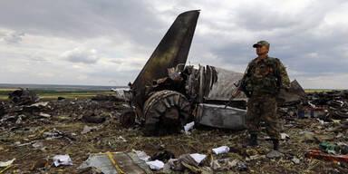 Flugzeug-Abschuss: Kiew kündigt Vergeltung an