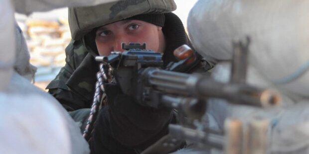 OSZE schickt 100 Beobachter in die Ukraine