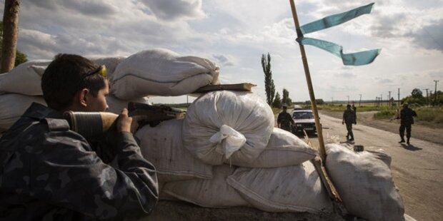 Ukraine: Waffenruhe verlängert