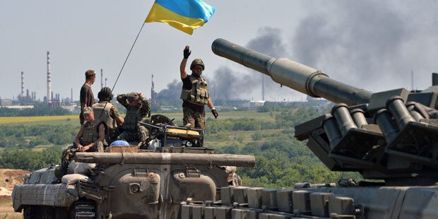 Ukraine will