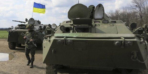 89 Prozent für Abspaltung von Kiew