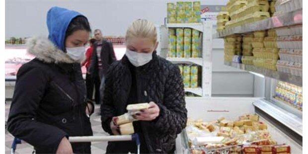Ukraine bittet um Hilfe gegen H1N1