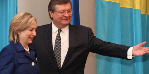 Ukraine tritt nicht der NATO bei