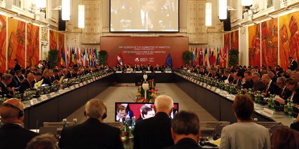 Ukraine-Gipfel in Wien