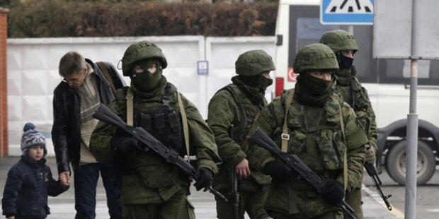 EU verhängt Sanktionen gegen Russland