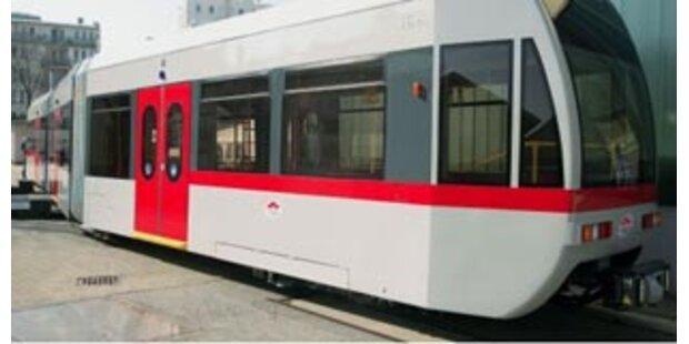 Bombardier Straßenbahnwerk in Wien geht in Betrieb