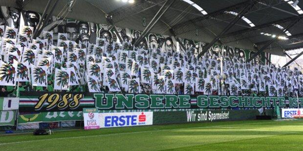 So haben Rapid- und Austria-Fans gewählt