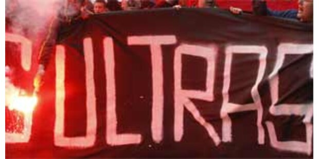Bis zu fünf Jahre Haft für Roma-Ultras