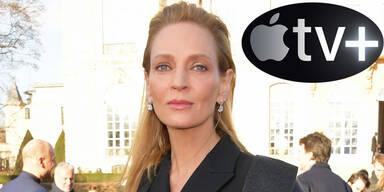 Apple TV+-Serie mit Kill-Bill- & Big-Bang-Stars