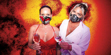 Umfrage: 59 Prozent sind für Maskenpflicht