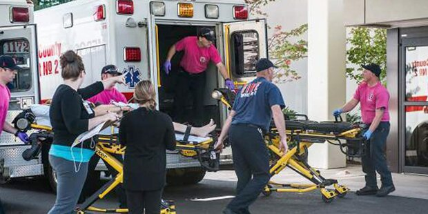 10 Tote bei Amoklauf an US-Hochschule