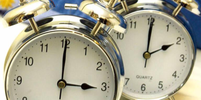 Sommerzeit: Es wird an der Uhr gedreht