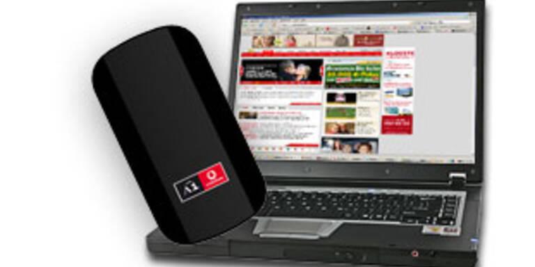 Erstes 3,5G-USB Modem für mobiles Fernsehen