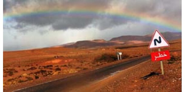 Umweltfreundlichste Stadt mitten in der Wüste