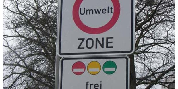 Feinstaub-Verbote in Grazer Innenstadt