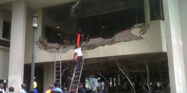 Bombenanschlag auf UN in Nigeria