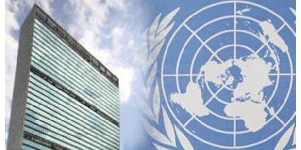 USA stimmten als einzige gegen UNO-Budget