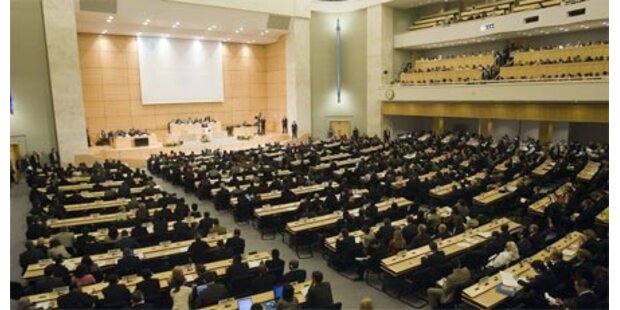 UN-Konferenz hat Abschlusstext