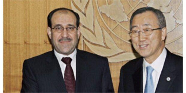 UNO kehrt in den Irak zurück
