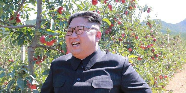 Nordkorea: Trumps Drohung nur Hundegebell
